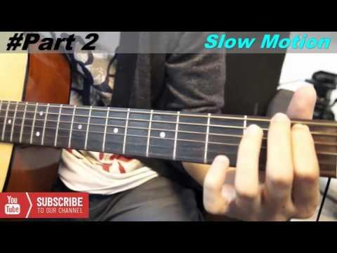 Lan E sape guitar Lesson & Tuning