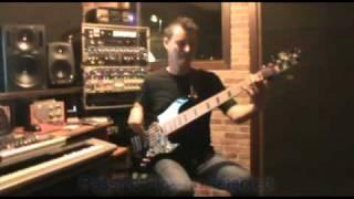 New Jabba Mayones  5 strings Blue Burst (Passive mode)