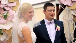 Самая красивая свадебная церемония на крыше
