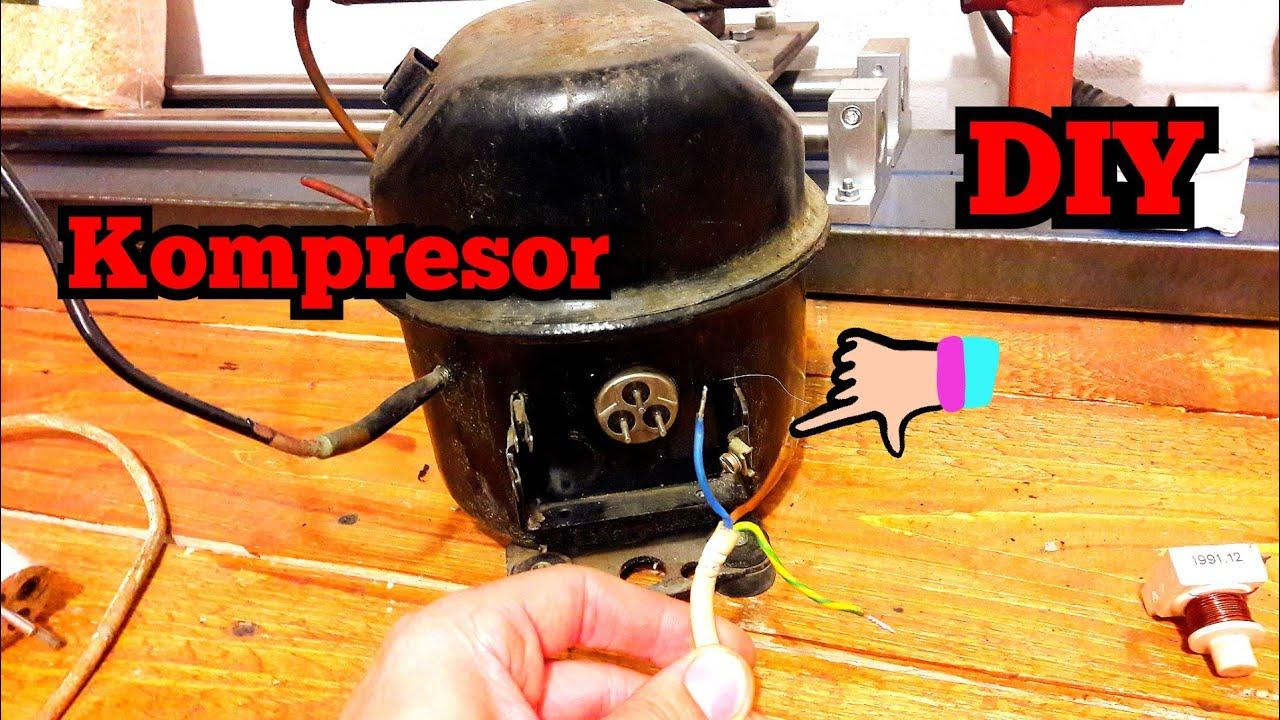 Refrigerator compressor out.#89 - YouTube
