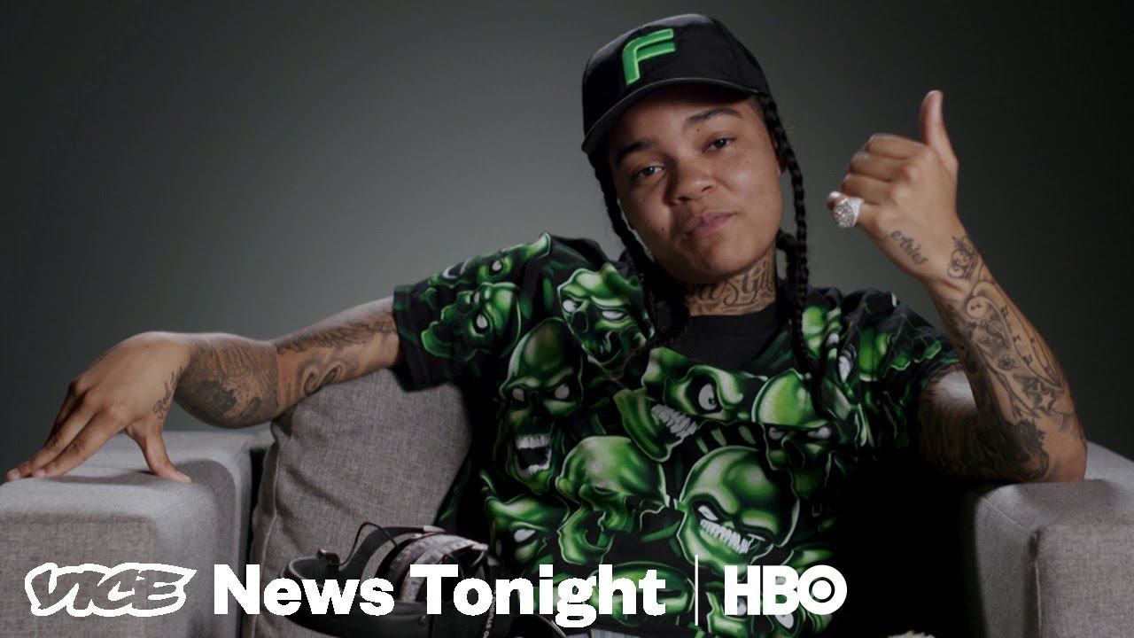 Young M.A's Music Corner Ep. 1: Review Of Cardi B And Rich The Kid (HBO)