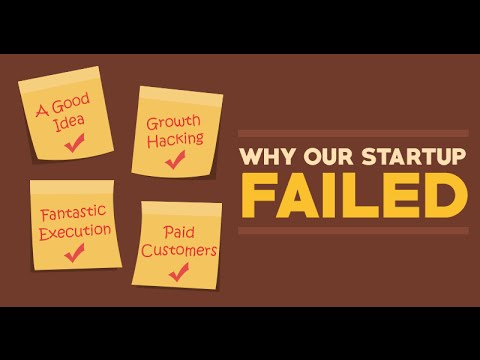 List of FAILED Startups | Startup Central