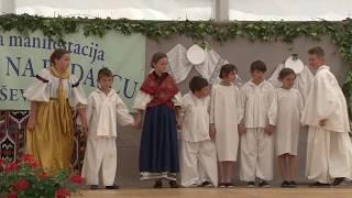 """10. Manifestacija """"Selo moje na brdašcu"""" (2.dan) - Kuševac 2017."""