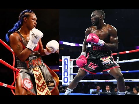 The Hater Report: 🗣WattUNeed Vs DStyleBoxing / Claressa Shields Go 3 Rds Terence Crawford In 3rds?👀