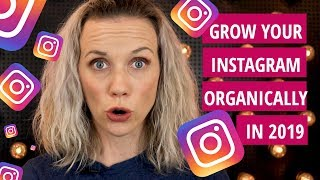 HOW TO INCREASE INSTAGRAM FOLLOWERS ORGANICALLY IN 2019 [From 0-10k in 5 Steps]