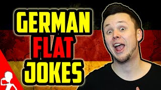 German Flat (Anti) Jokes | Get Germanized