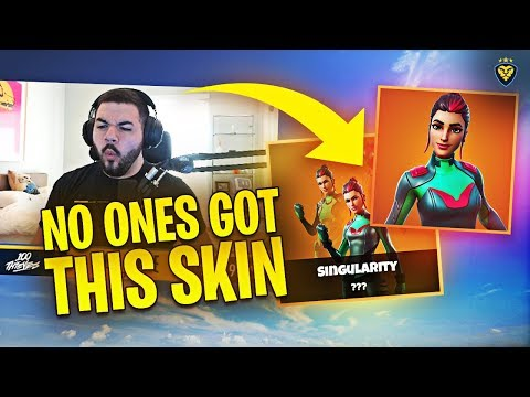 THE RAREST UNLOCK-ABLE SKIN IN FORTNITE?! HOW COURAGE GOT IT! (Fortnite: Battle Royale)