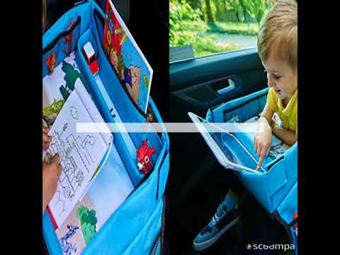 5 Best Car Seat Travel Tray To Keep Your Little One Happy In Trip