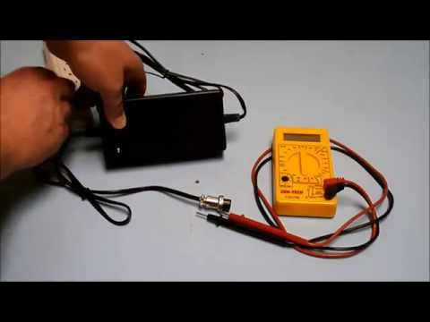 How to Test an Electric Scooter or Bike Battery Charger
