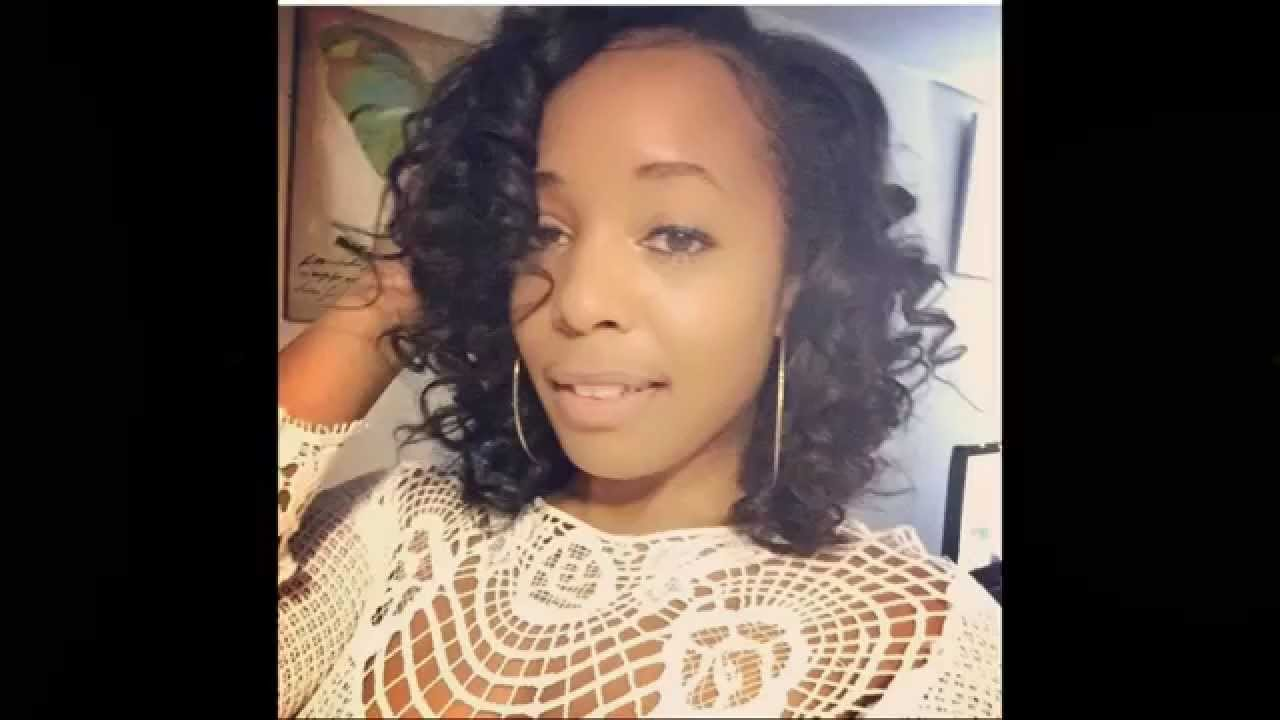 Natural Hair Sew In Remy Hair Salon Chicago With Virgin Indian Hair