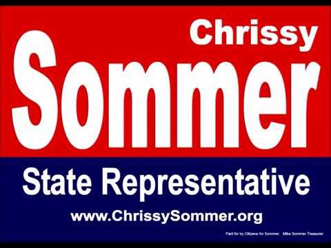 Chrissy Sommer, State Representative - Missouri District 106, This is me ... here and here