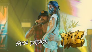 BITC Online 2021 - Show com Didiow feat. Raikiri, Curuman e Rogin.