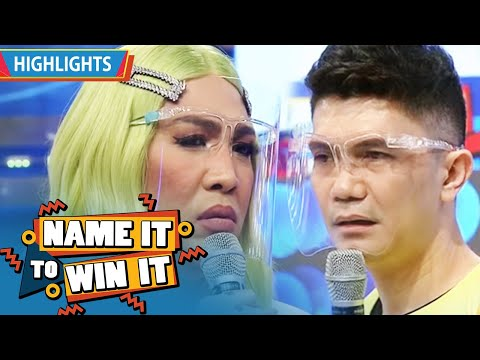 Vice makes fun of Vhong | It's Showtime Name It To Win It |