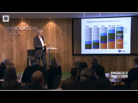 Rob Kirschbaum at Strategy Summit: DSM's journey from mining to sciences
