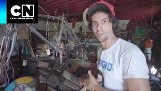 UM VÍDEO AUTORAL BRUTAL (É QUASE UM DOCUMENTÁRIO!) | Irmão do Jorel | Cartoon Network
