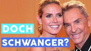 "Wolfgang Joop sagt: ""Heidi ist schwanger."""