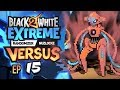 POINT & LAUGH - Pokémon Black/White 2 EXTREME Randomizer Nuzlocke Versus w/Supra! Pt 15