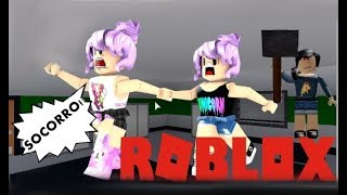 ROBLOX - Ana & Bela FOGEM DA FERA MALUCA!! (Flee The Facility)
