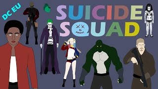 DC Extended Universe: Suicide Squad (Spoilers)