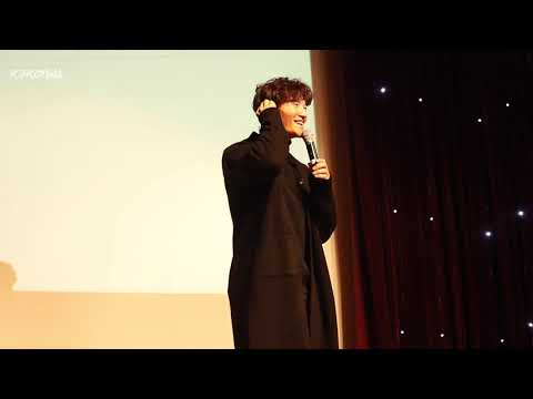 KJKCHINA 20190109 Kim Jong Kook Hyundai Mini Concert full video eng sub现代迷你演唱会 金钟国