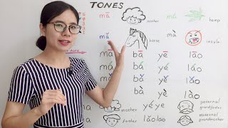The Tones in Mandarin Chinese | Beginner Lesson 2