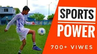 Sports Power -  A New Start - Sports Related Contents