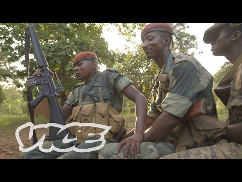 Latest on VICE: China's Leftover Women, Black Dance Matters, and Military Conflict in Carnot