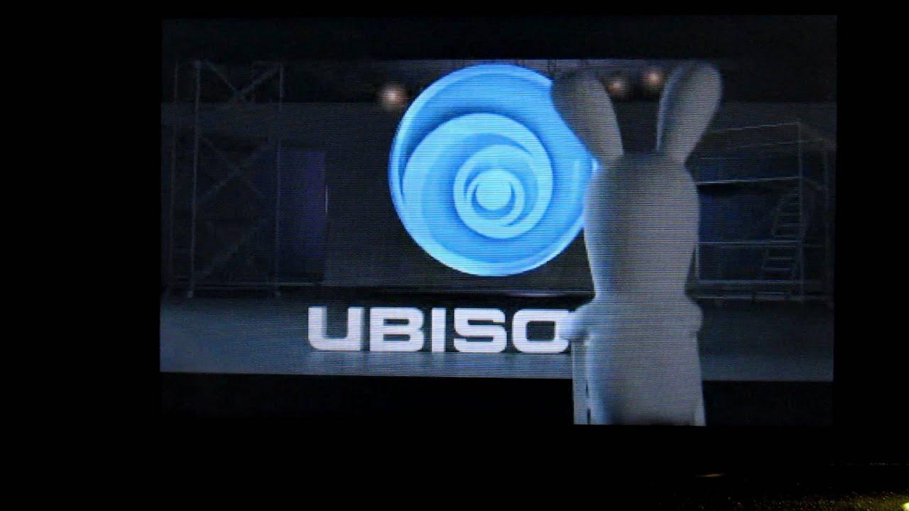 Logo Ubisoft Rabbid - ...