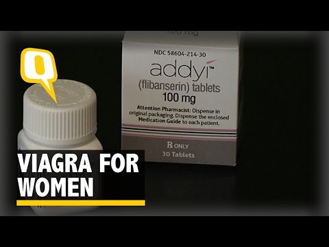 First Female Viagra Pill Aimed at Improving Women's Sex Drive