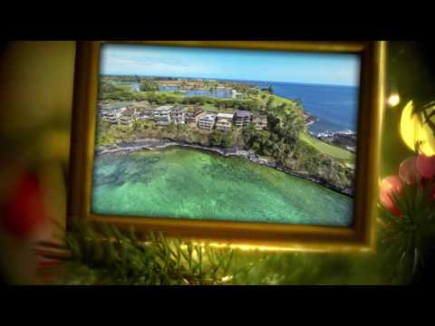 Kauai Oceanfront Properties - Happy Holidays!
