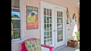 Barefoot Children Cottage-Mermaid Cottages Vacation Rentals-Tybee Island GA