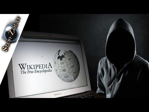 Wikipedia und die Schattenmänner