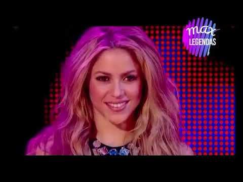 Shakira - She Wolf (Tradução) (Legendado) (Ao Vivo)