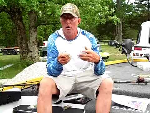 May 16, 2018 Table Rock Weekly Fishing Report with Pete Wenners
