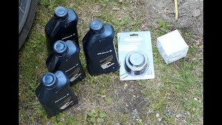 How To: Change Engine Oil on your R1200 GS Adventure (R1200GS/GSA LC, S1000XR)