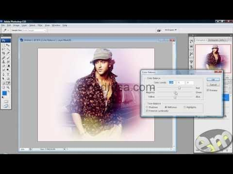 Adobe Photoshop Tutorial in Urdu ( Picture Effect )