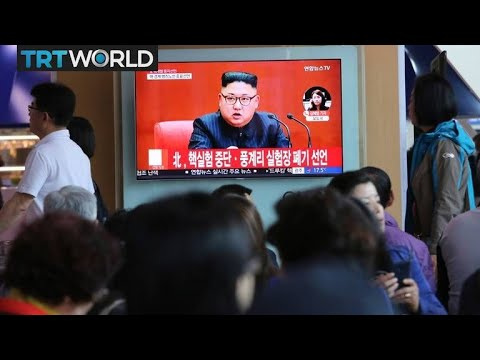 Korea Talks: Kim Jong-un suspends nuclear and missile tests