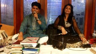YE AANKHE DEKH KAR HUM by VIJAY RASHMI and NITA SHARMA