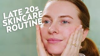 Anti-Aging Skincare Routine for Late 20s (Morning) | #SKINCARE