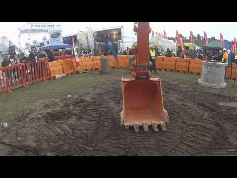 2015 Excavator Competition
