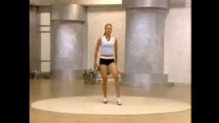 Красота за 10 минут - Упражнения для ягодиц