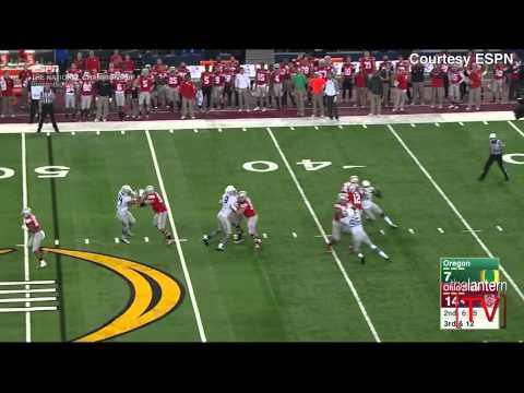 2015 College Football National Championship Game Highlights: Oregon Ducks vs. Ohio State Buckeyes