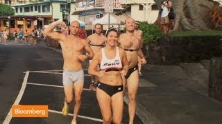 Ironman Muscles to Top of Crowded Endurance Field