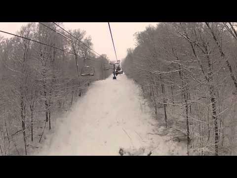 Ski Trip Montreal (Mont Tremblant) GoPro