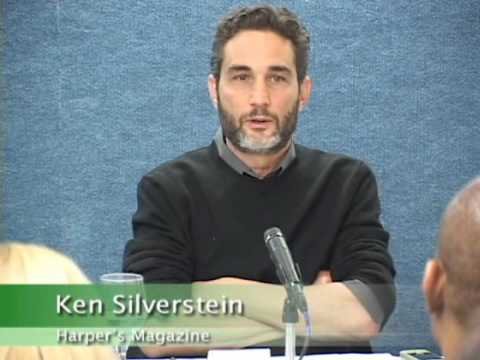(Ken Silverstein - Part I of II) Panel: Immigration and the SPLC