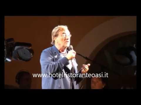 LUCIO DALLA Ultimo Concerto ISOLE TREMITI http://www.hotelristoranteoasi.it/