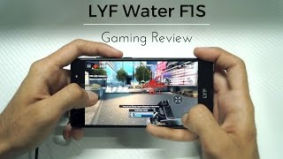 LYF Water F1S Gaming Review and Overheating Test!