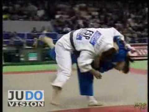 JUDO 1998 Tournois de Paris: Nami Kimoto (JPN) - Sara alvarez (ESP)