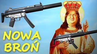 NOWA BROŃ MP5 W CS:GO! | Mervo