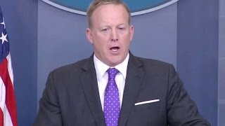 Apr 27, 2017 Sean Spicer White House Press Briefing -Full Event